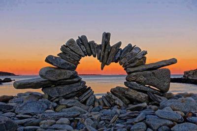 Coeur pierre
