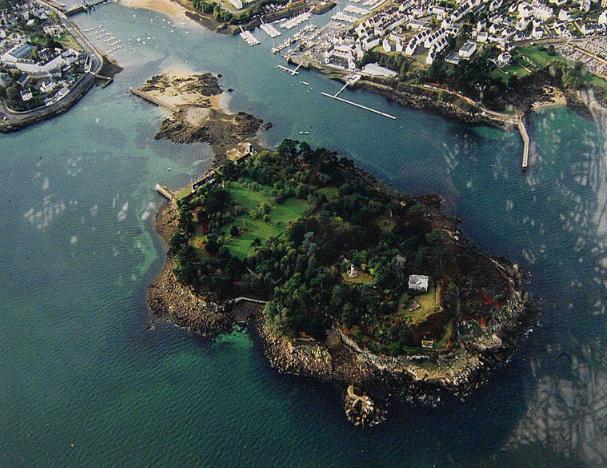 L'île Tristan (Douarnenez)