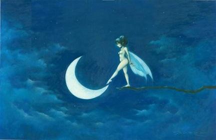 Lune temps