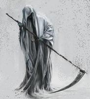 Représentation symbolique de la mort